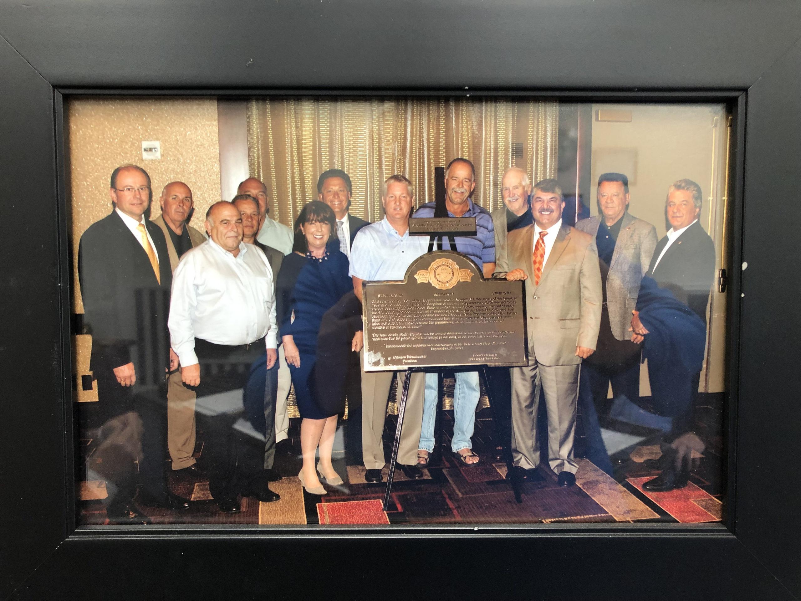Sheetmetal Workers Local 25 Celebrates the Life of Richard Trumka